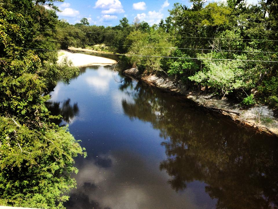 960x720 At US 84 where Lowndes County plans a park, in Alapaha River, by Chris Graham, for WWALS.net, 17 August 2014