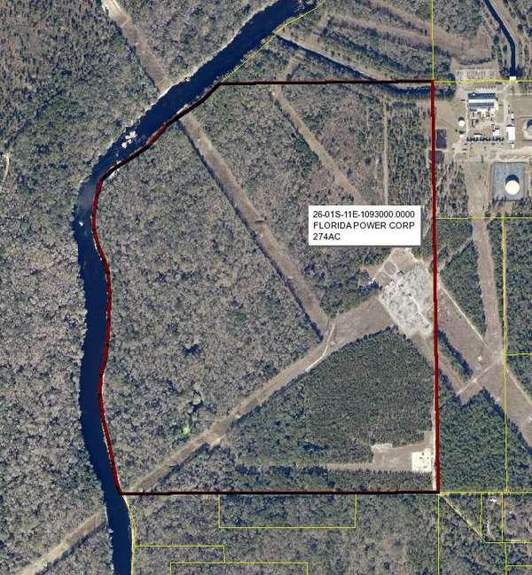600x648 Duke Suwannee Plant, in Duke Energy Center, by John S. Quarterman, for WWALS.net, 16 August 2014