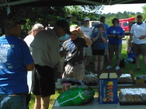 300x225 Overall winner and still champion: Dwight Griner, in BIG Little River Paddle Race, by John S. Quarterman, for WWALS.net, 16 May 2015