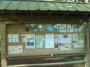 300x225 Kiosk, in BIG Little River Paddle Race, by John S. Quarterman, for WWALS.net, 16 May 2015