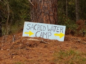 Sacred Water Camp