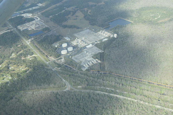 NW past Central Florida Pipeline Corp. to Reunion Compressor Station, 6781 Osceola Polk Line Rd, Davenport, FL 33896,