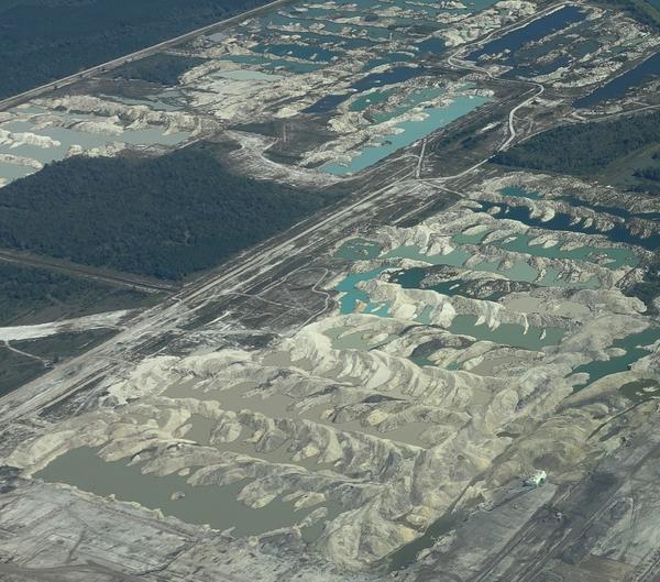 PCS Phosphate Mine, 2016-10-22, WWALS Southwings flight