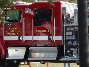 Town of Enigman Engine 1, Others