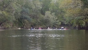 Boaters ahead, 10:59:59,, River Bend Shoals 30.6624559, -83.3779029