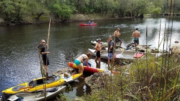 Tom H. Johnson Jr. mid-river, 12:23:47,, McIntyre Spring