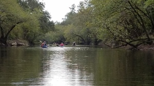 Closeup paddlers ahead, 115151, 11:51:51,, Clyatt Mill Creek 30.6526587, -83.3613652