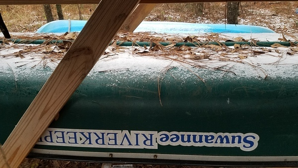 Suwannee Riverkeeper Ice, Boats