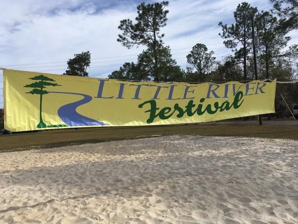 Festival Banner, Animals