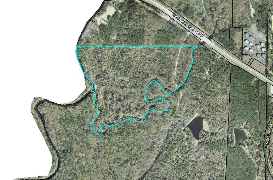 883x584 Lowndes County parcel 0057 003, Between the Rivers LLC, in Troupville, GA, by John S. Quarterman, for WWALS.net, 16 March 2018