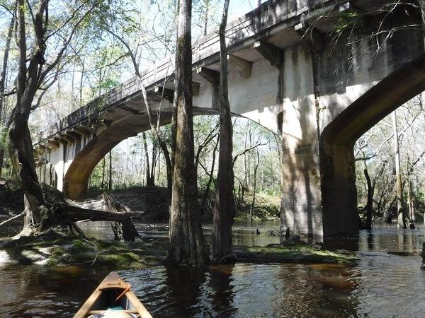 Burt Kornegay, March 24, 2018, Stone Bridge