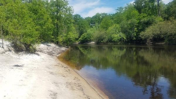 Across, Alapaha River