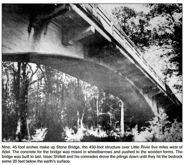 Adel News Tribune, 1 Oct 2014, Page 9-A, Stone Bridge