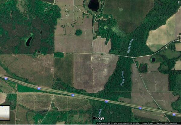 Rocky Creek, google map, Maps