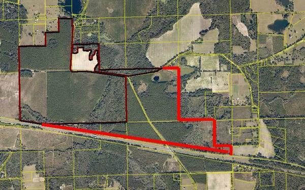 FPL parcels, Suwannee County Property Appraiser, Maps