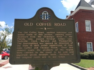Old Coffee Road, History