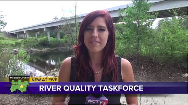 River quality taskforce, Hagan Bridge