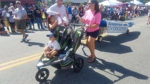 Suwannee Riverkeeper, Parade