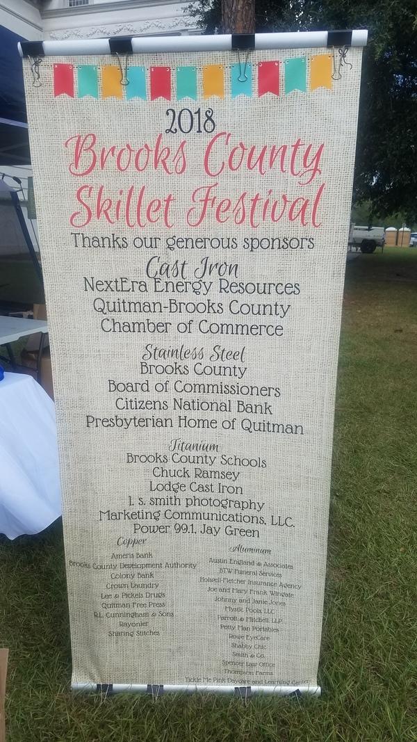 Sponsors, Festival