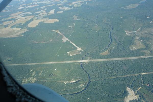 US 84, CSX RR Bridge, Spook Bridge, Withlacoochee River