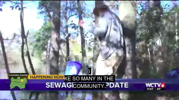 Bucket, WWALS: Suwannee Riverkeeper