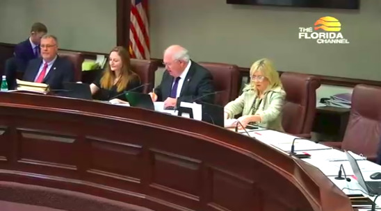 Chair, Sen. Montford, Committee