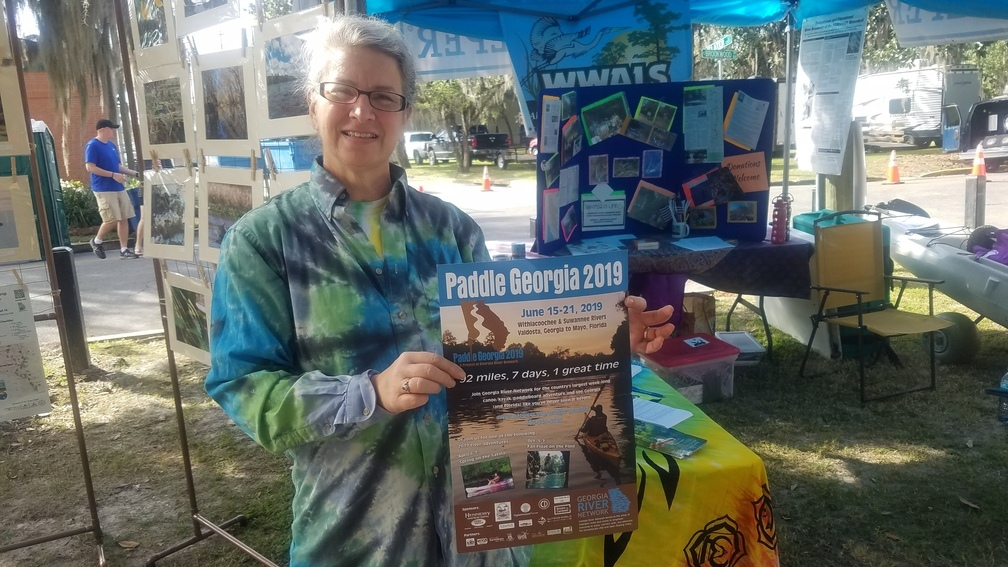 1008x567 Paddle Georgia, PR, in Saturday at Azalea Festival, by John S. Quarterman, for WWALS.net, 9 March 2019