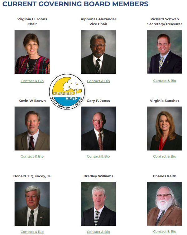 Board Members, SRWMD