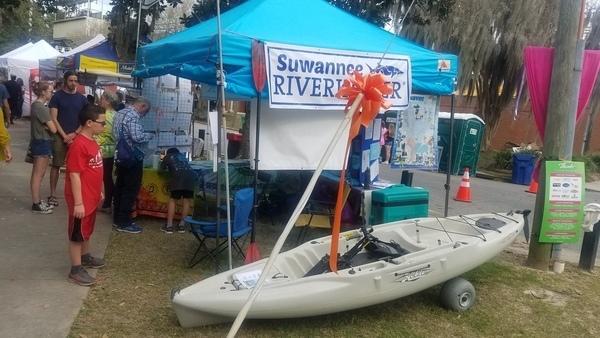 Profile, Raffle Kayak